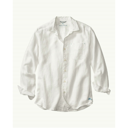 Tommy Bahama Seaspray Breezer Linen Shirt Thumbnail