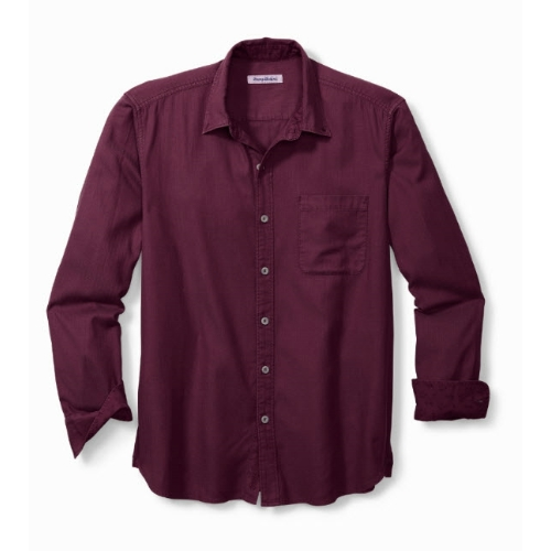 Tommy Bahama Huntington Herringbone Shirt Thumbnail