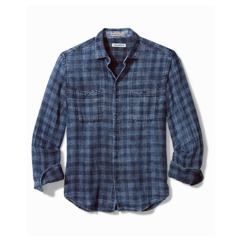 Tommy Bahama India Indigo Shirt Thumbnail