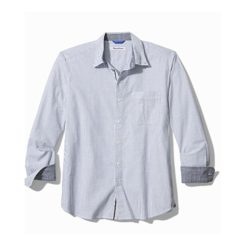 Tommy Bahama Oxford Isles Stretch Shirt Thumbnail
