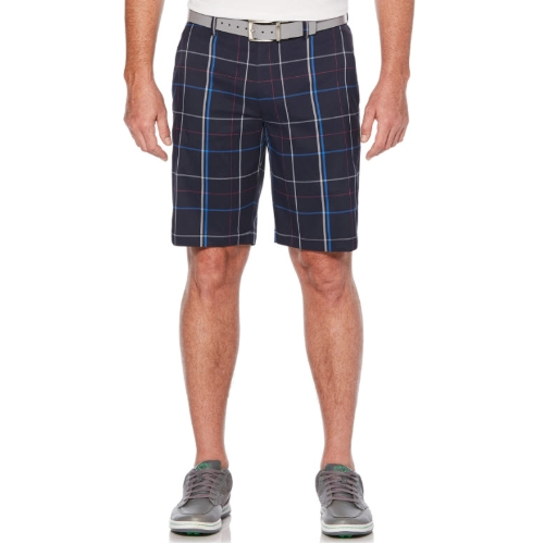 Callaway Stretch Plaid Golf Short Thumbnail