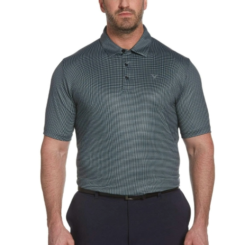 Callaway Tattersall Swing-Tech Polo Thumbnail