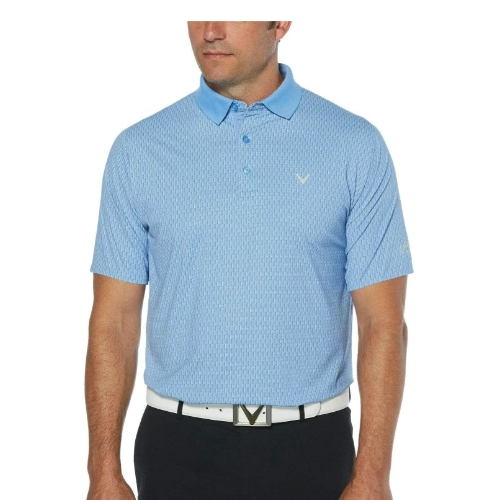 Callaway Allover Print Swing Tech Polo Thumbnail