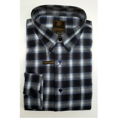 F/X Fusion Brushed Flannel Sportshirt Thumbnail