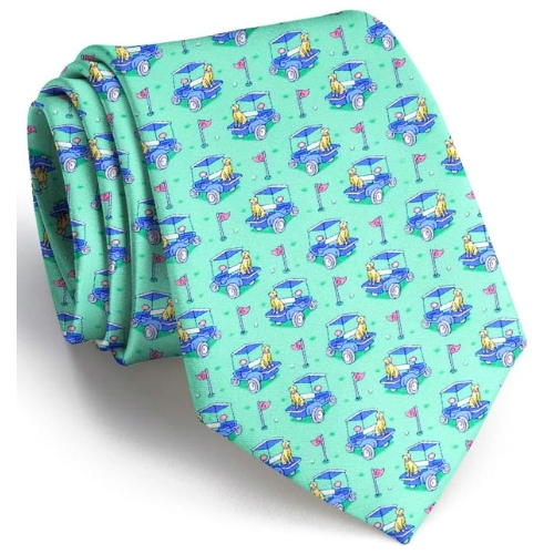 Bird Dog Bay Golf Buddies XL Tie Thumbnail