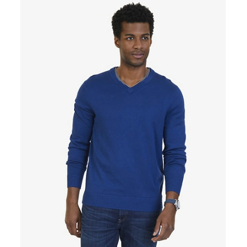 Nautica V-Neck Sweater Thumbnail