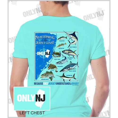 Only NJ Sportfish T-Shirt Thumbnail