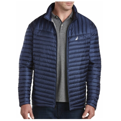 Nautica Ultra Light Quilted Jacket Thumbnail