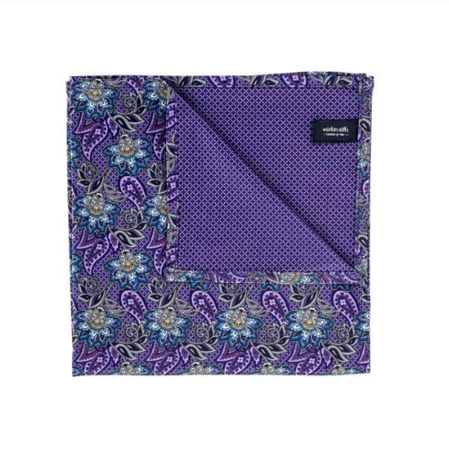 Wurkin Stiffs Pocket Square Thumbnail